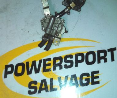 Sell EVINRUDE JOHNSON 7.5 HP Seahorse Engine Fuel Pump Gas Diaphram 56 57 58 AD12 motorcycle in Rockford, Michigan, United States