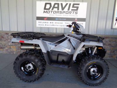 2018 Polaris Sportsman 570 EPS Utility Edition Sport-Utility ATVs Delano, MN