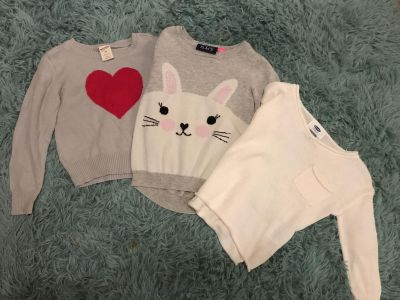 3T Sweaters