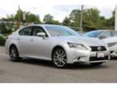 "2013 Lexus GS 350 18"" Wheels, Cold Weather Pkg, HDD Navigation, Park"