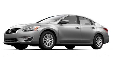 2013 Nissan Altima 2.5 (Red)