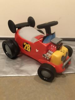 Mickey Mouse Riding Toy