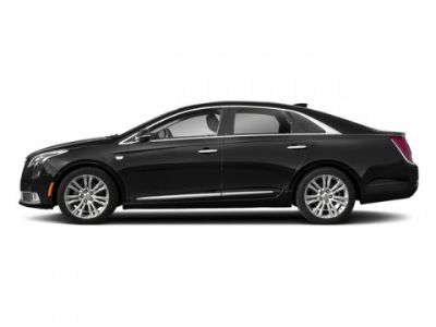 2018 Cadillac XTS Platinum Collection (Black Raven)