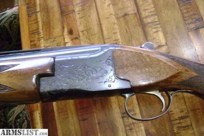For Sale: Over & Under 12 Gauge Shotgun