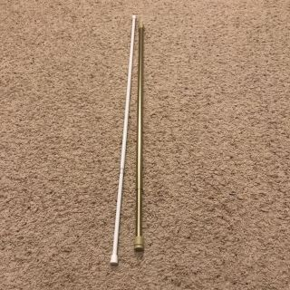 2-Tension Curtain Rods