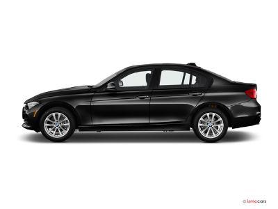 2018 BMW 3-Series 320XI (Jet Black)