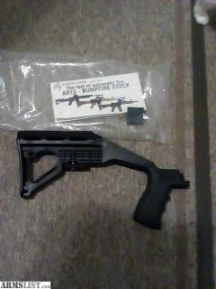 For Sale: Want to buy or trade bumpstock