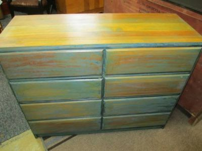 Very Nice Eight Drawer Dresser - Delivery Available