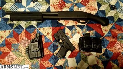 For Sale/Trade: Remington 870 tac 14