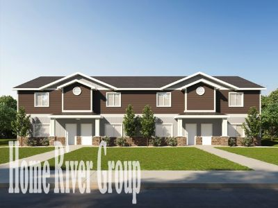 Brand New 2 Bedroom, 2.5 Bath Town home in Nampa! Coming Soon!