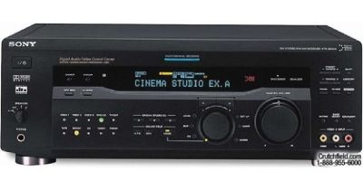 Sony STR-DE945 5.1 Channel 110 watt A/V receiver with Dolby Digital and DTS