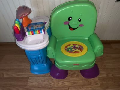 Fisher Price Seat Activity Play Center