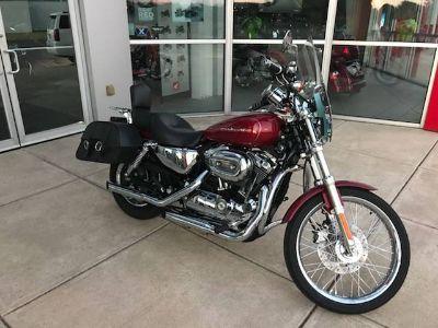 2007 Harley-Davidson Sportster 1200 Custom Cruiser Motorcycles Troy, OH