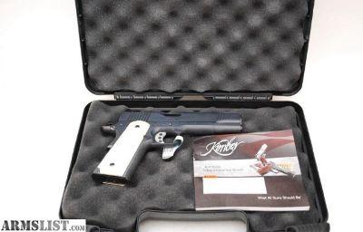 "For Sale: Kimber Royal II .45 ACP 5"" Bone Grips 3200263 45"