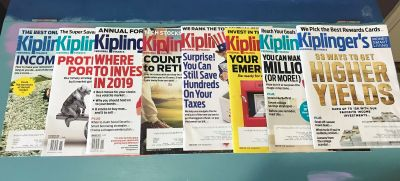 8 Issues of Kiplinger s Personal Finance Magazine