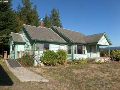 2 Bed 1 Bath Foreclosure Property in Coquille, OR 97423 - N Fir St