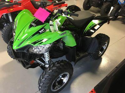 2017 Arctic Cat XC 450 ATV Sport ATVs Hillman, MI