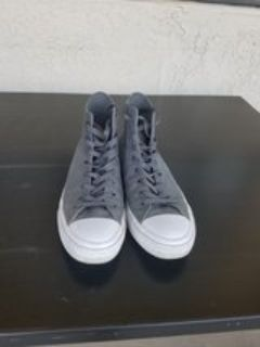 Grey Converse All Star Chuck Taylor Men's
