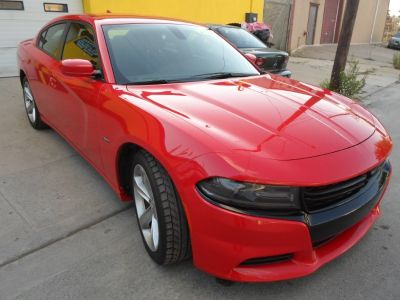 2016 Dodge Charger 4dr Sdn R/T RWD (Redline Red Tricoat Pearl)