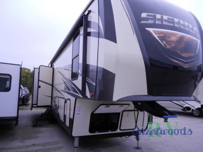 2018 Forest River Rv Sierra 36ROK