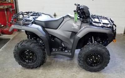 2019 Honda FourTrax Foreman Rubicon 4x4 Automatic DCT EPS Deluxe Utility ATVs Palatine Bridge, NY