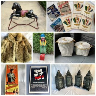 Los Angeles Eclectic Auction Ends July..