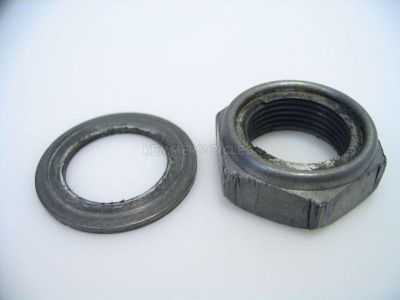 Find 2006 HONDA CRF450 CRF 450 REAR AXLE NUT / WASHER motorcycle in Nicholasville, Kentucky, US, for US $9.99
