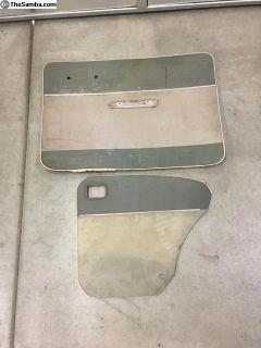 58-59 Bug Interior Panels