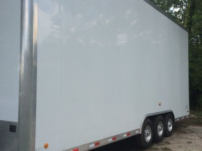 Stacke trailer