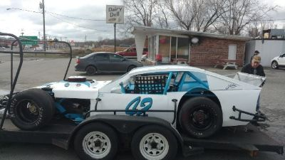 Troyer Modified race ready