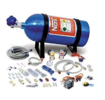 Purchase NOS Nitrous Oxide Systems 4/6 Cylinder EFI Single Fogger Kit 05130NOS motorcycle in Bowling Green, Kentucky, United States, for US $499.99