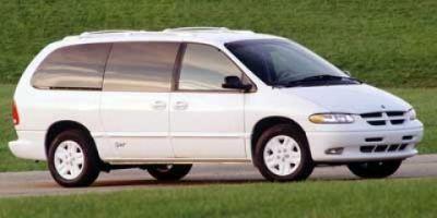 1997 Dodge Caravan SE (Red)
