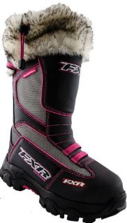 Find FXR Racing Excursion Womens Snowboard Skiing Sled Snowmobile Boots motorcycle in Manitowoc, Wisconsin, United States, for US $144.49