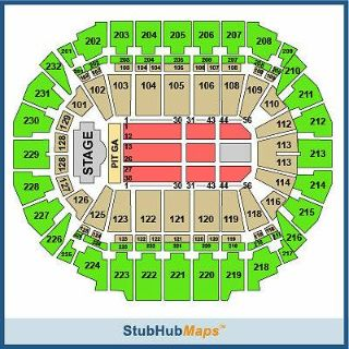 2 tickets Brad Paisley - Beat This Summer Tour - Omaha, NE