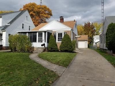 2 Bed 1 Bath Foreclosure Property in Toledo, OH 43612 - Alvison Rd