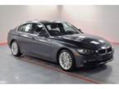 Used 2015 BMW 3 Series Gray, 49.3K miles