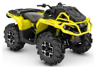 2019 Can-Am Outlander X mr 650 Utility ATVs Cartersville, GA