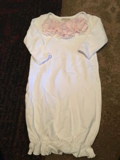 Starting out treasures 0-6m wht sleepsack - ppu (near old chemstrand & 29) or PU @ the Marcus Pointe Thrift Store (on W st)
