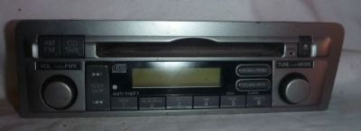 Buy 04-05 Honda Civic Radio Cd Face Plate 39101-S5B-A40 motorcycle in Williamson, Georgia, United States