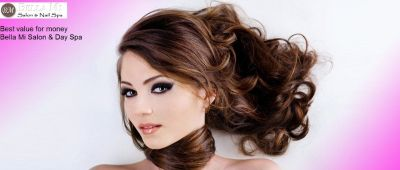 Affordable hair salon las Vegas- Mia bella Salon & Spa