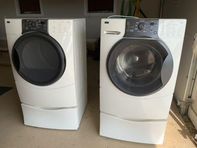 Kenmore Elite Washer & Dryer (Electric)
