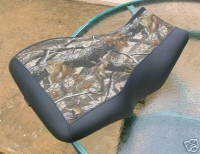 Buy yamaha grizzly camo seat cover 350 400 450 660 motorcycle in Howard, Pennsylvania, US, for US $29.99