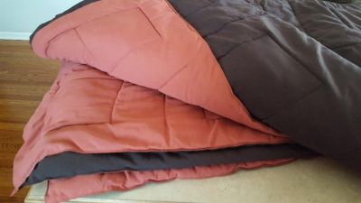 2 King Comforter and 3 bedspread