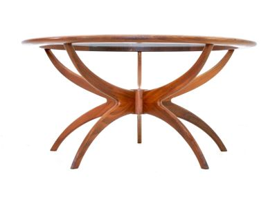 Mid Century Spider Coffee Table By G Plan