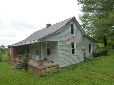 2 Bed 1 Bath Foreclosure Property in Waynesburg, KY 40489 - Ky Highway 1247