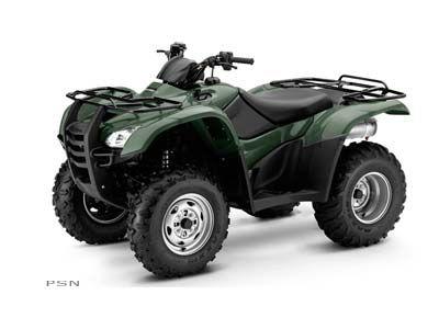2009 Honda FourTrax Rancher 4x4 ES Power Steering Utility ATVs Fond Du Lac, WI