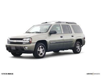2004 chevrolet trailblazer ext ls   1123