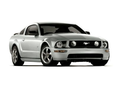 2007 Ford Mustang GT Deluxe (Windveil Blue Clearcoat Metallic)