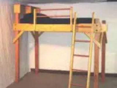 quot Custom Made Loft Beds quot