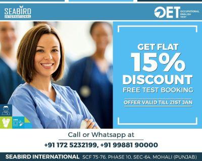 Best Online OET training center in mohali